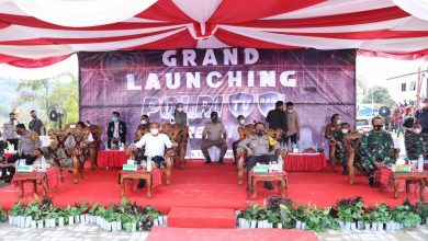 "Photo of Kapolda Sumut Hadiri ""Launching"" Polri TV dan Radio"